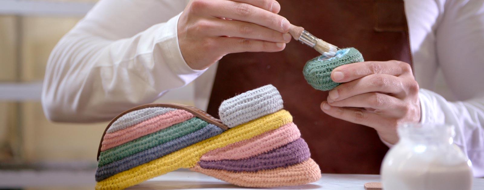 Moda Sostenibile Salvatore Ferragamo Rainbow Future