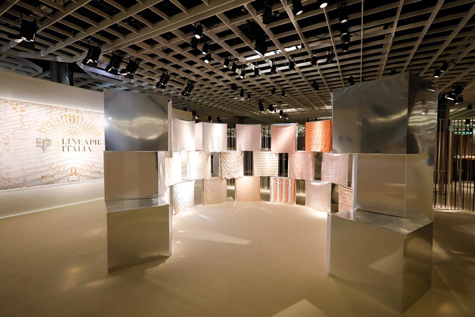 Filati da sogno - Intervista alla designer di Lineapiù: Pitti Filati 84 Lineapiù SS20 Collection
