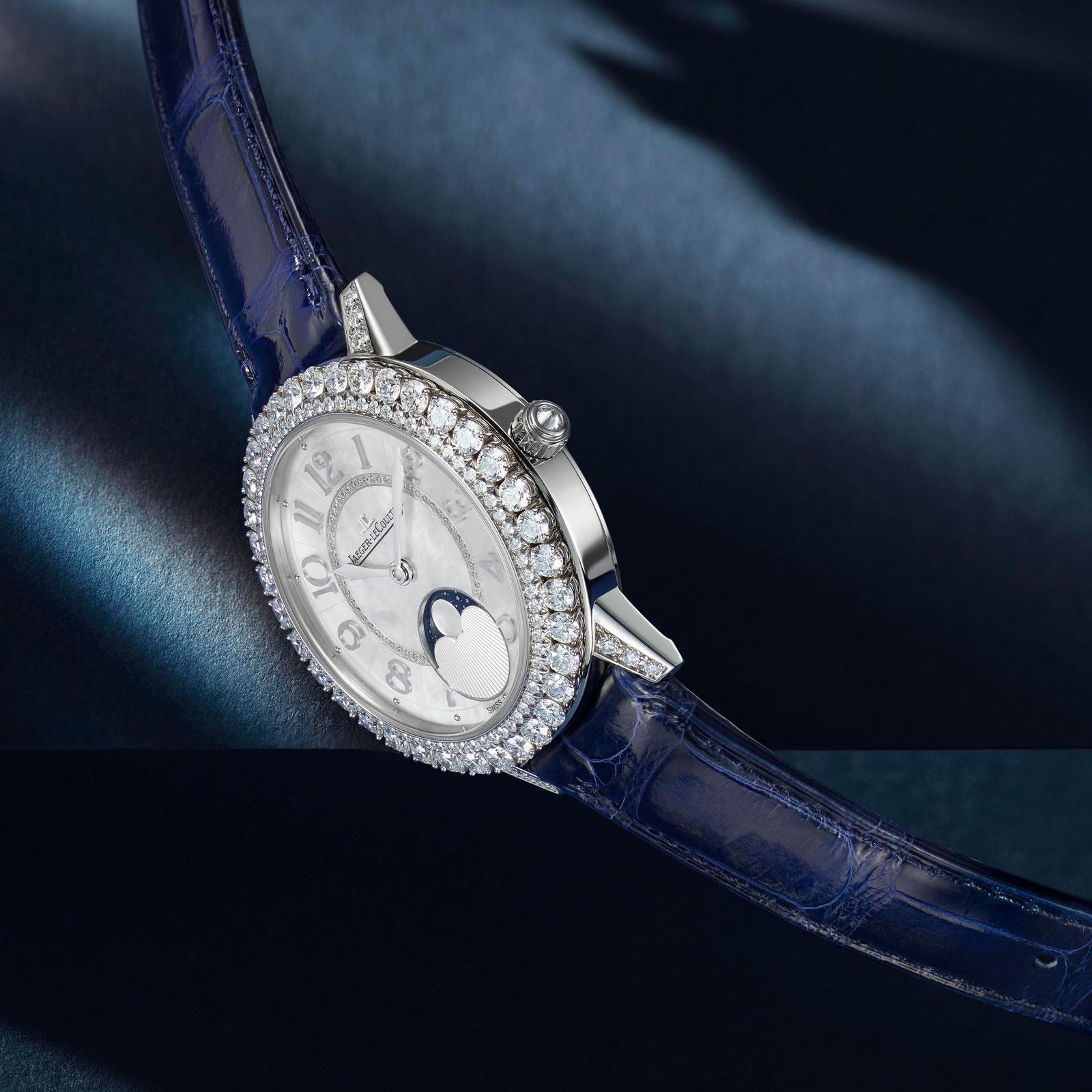 Jaeger LeCoultre Orologi: Rendez Vous Moon Jewellery