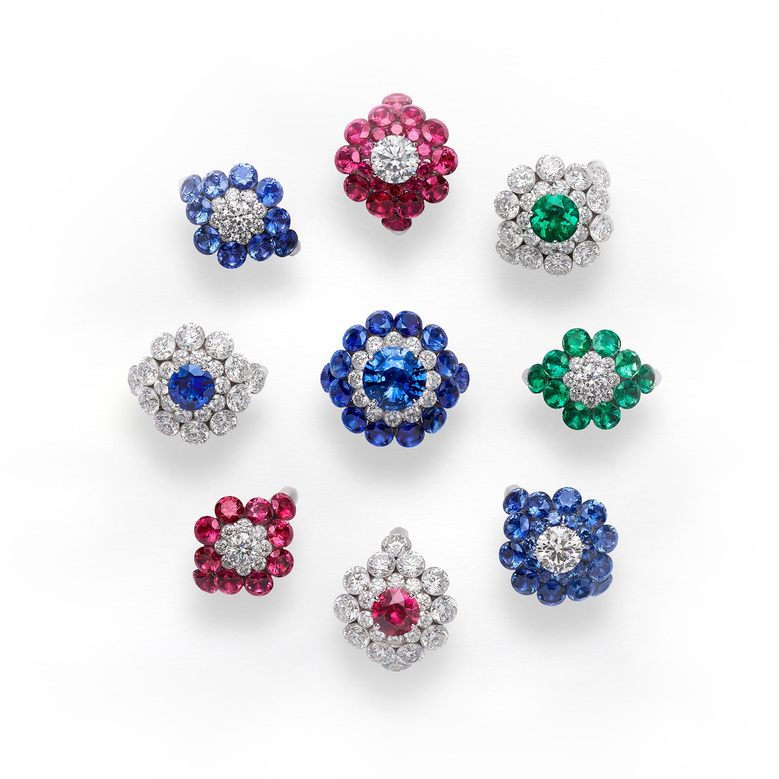Alta Gioielleria: Chopard Magical Setting Rings