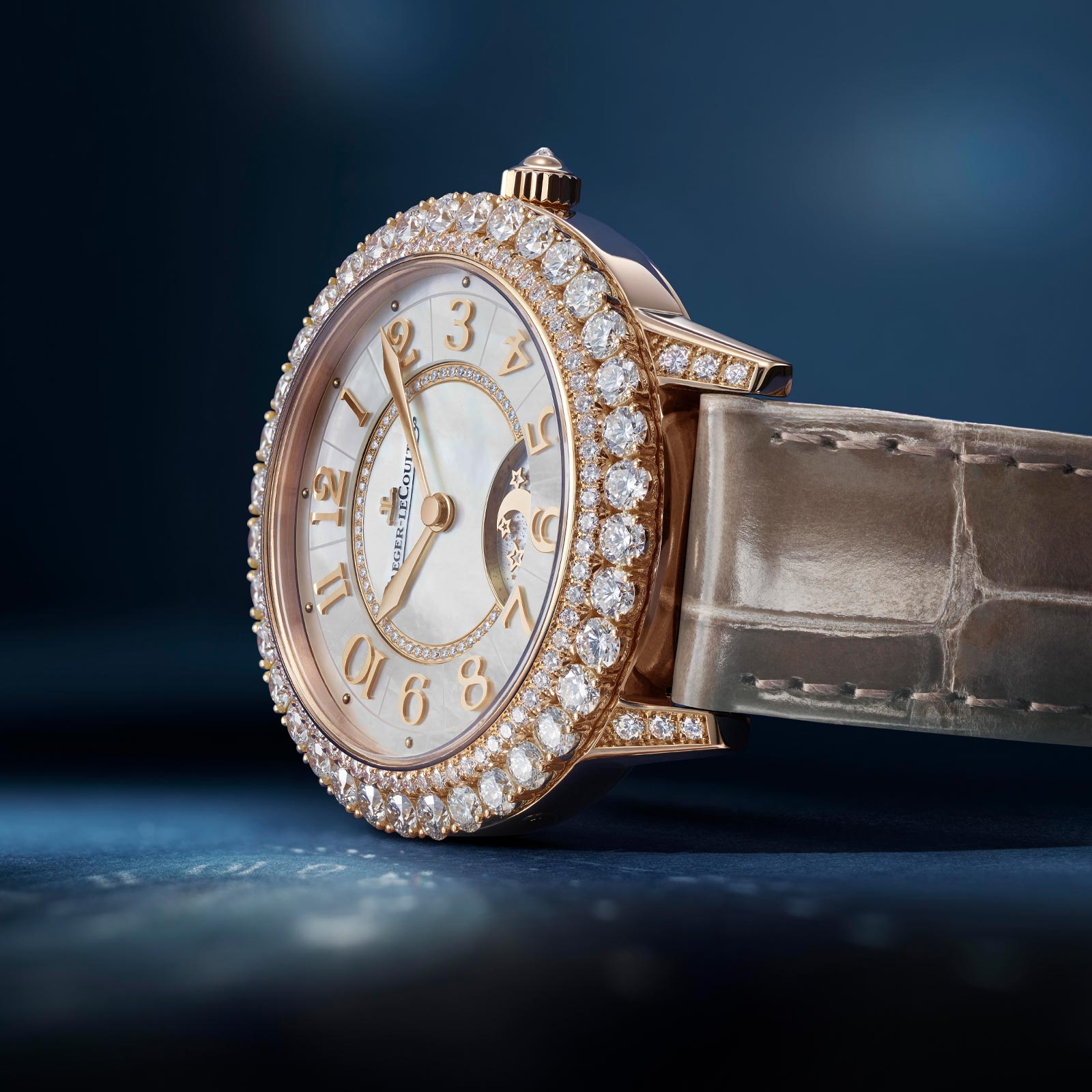 Jaeger LeCoultre Orologi: Rendez Vous Night & Day Jewellery