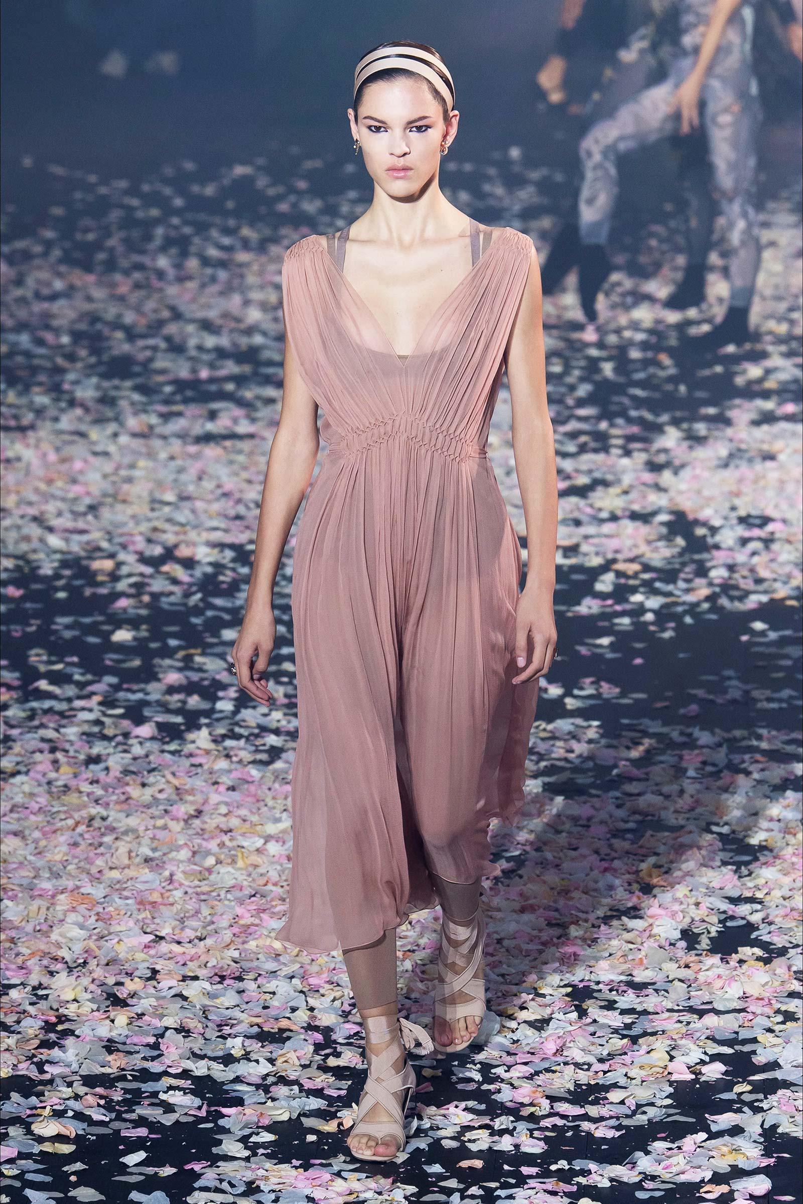 Plexiglass: Dior SS2019