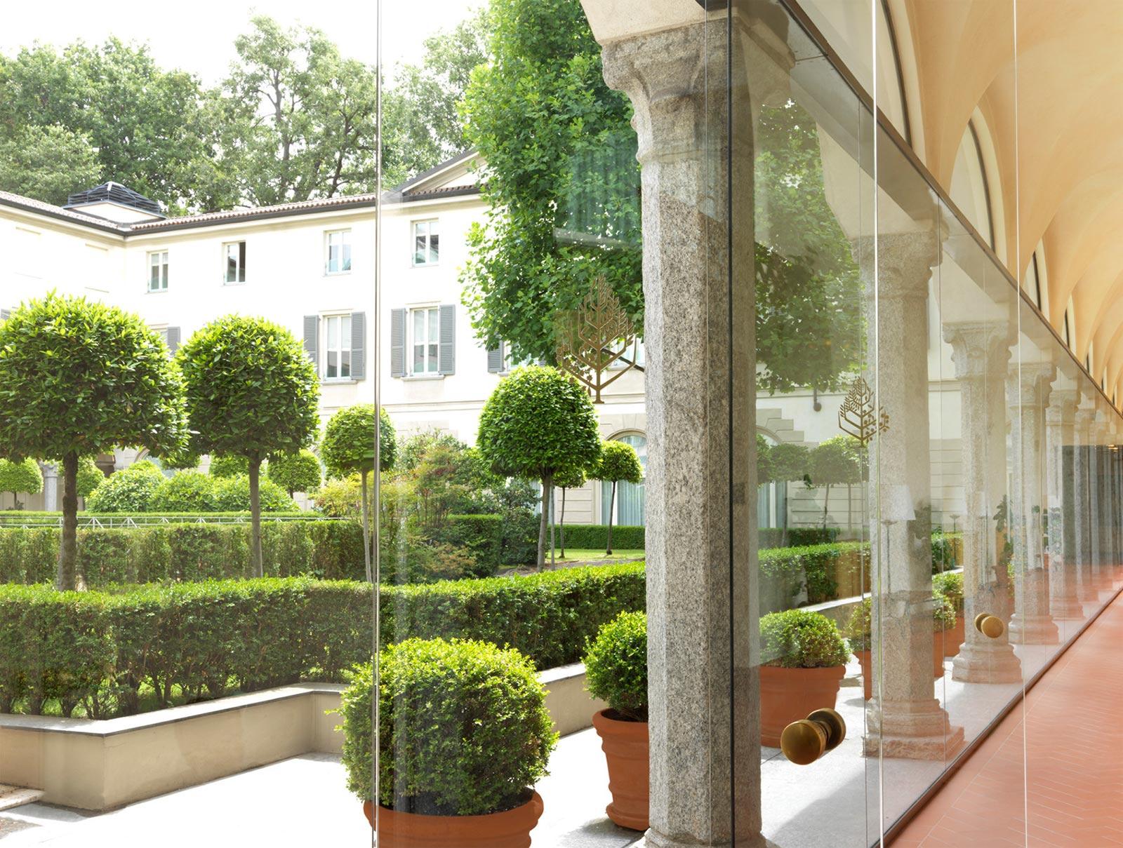 Chef Four Seasons Hotel Milano: Chiostro Four