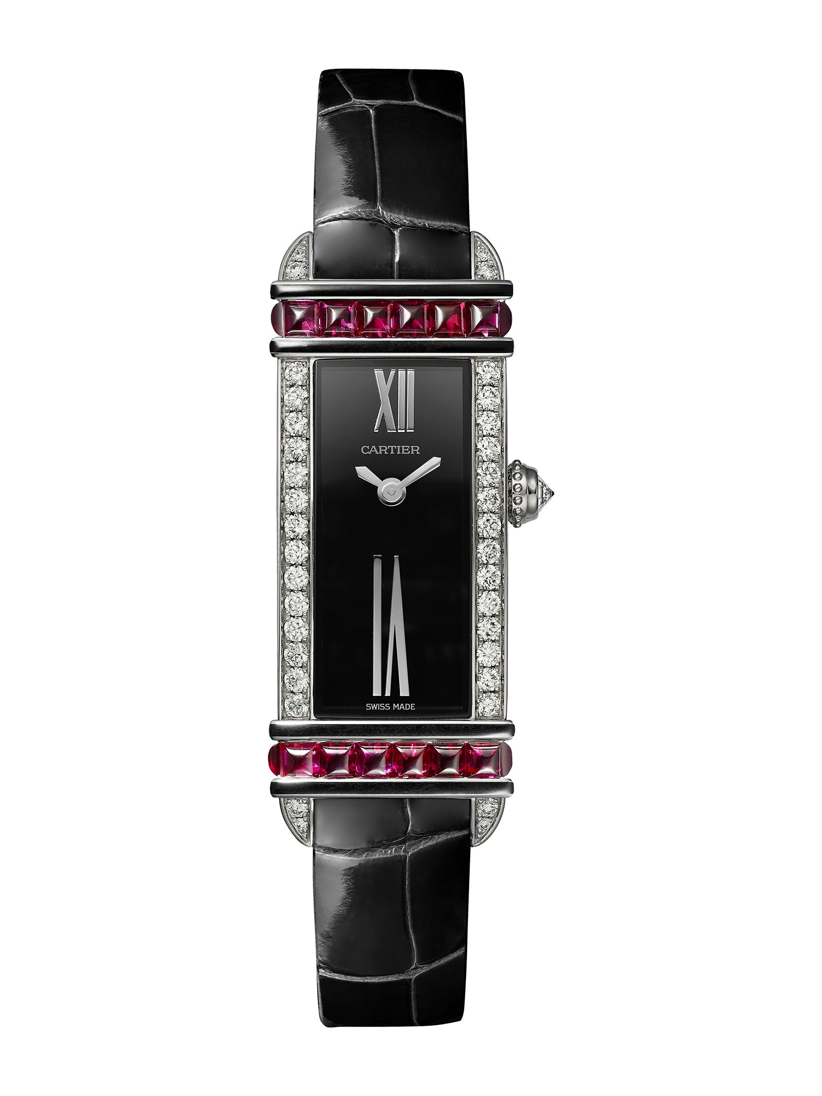 Cartier Libre: Tank Chinoise Red