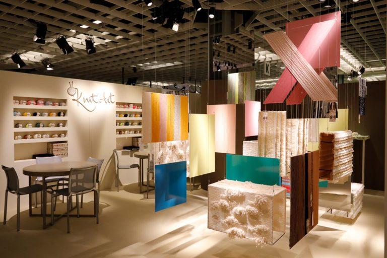 Filati da sogno Intervista alla designer di Lineapiu