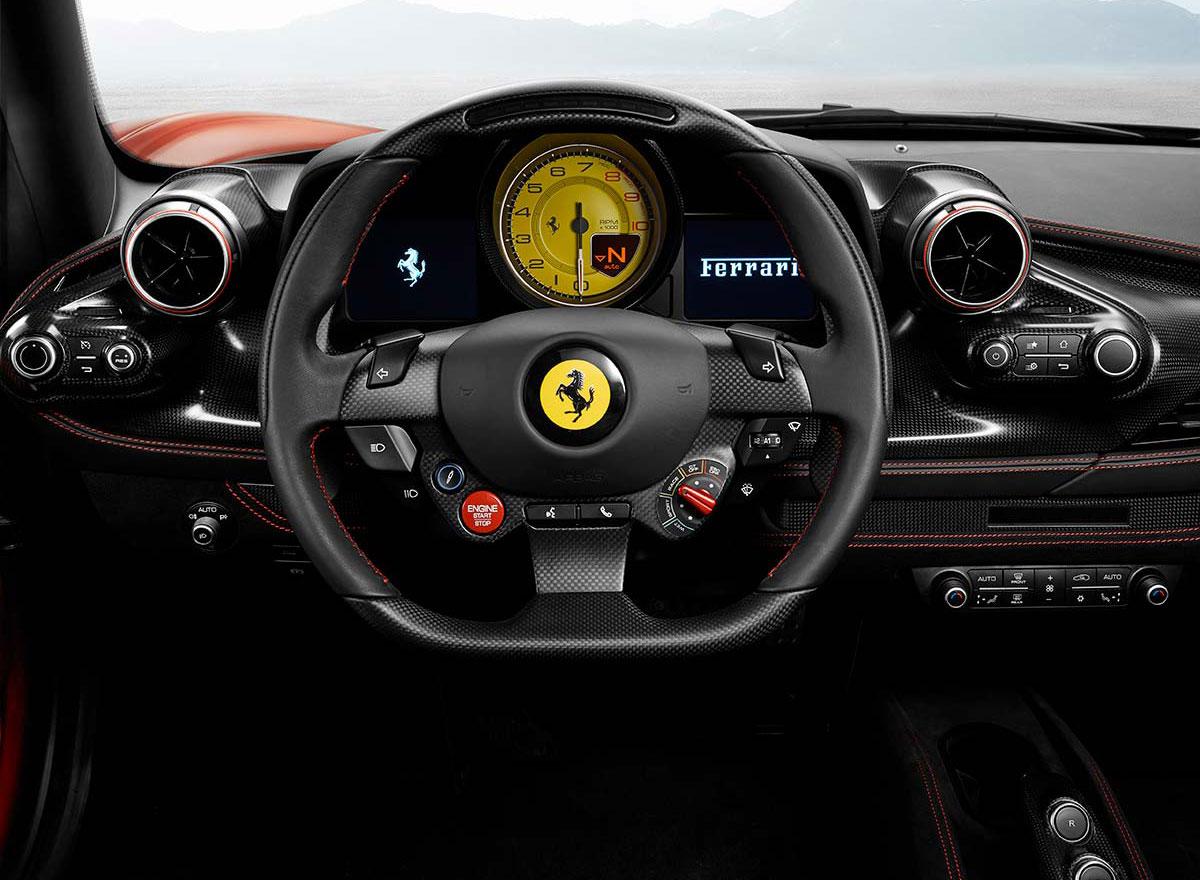 Salone di Ginevra 2019: Ferrari