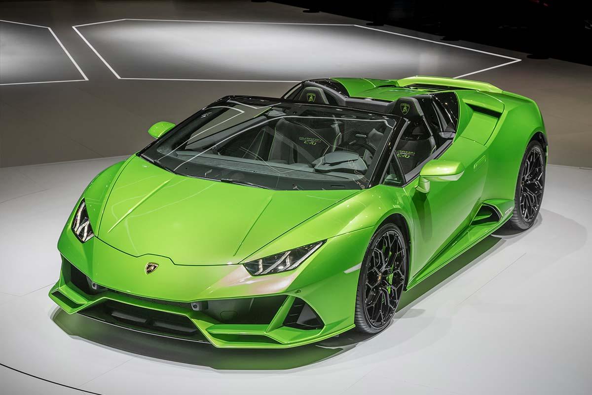 Salone di Ginevra 2019: Lamborghini