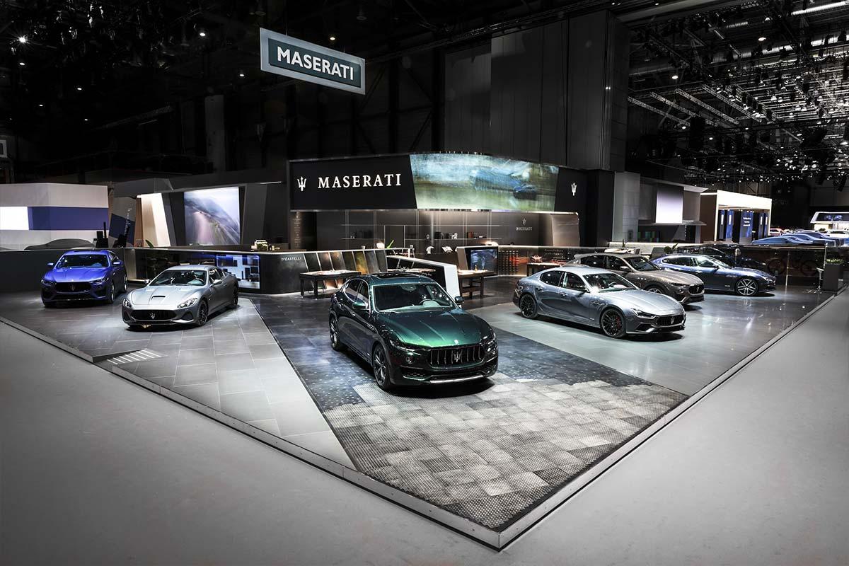 Salone di Ginevra 2019: Maserati
