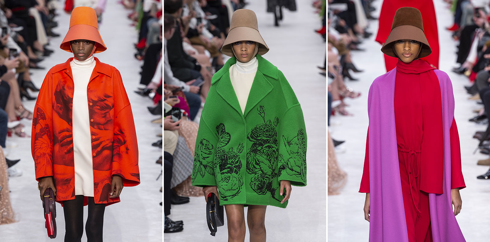Pierpaolo Piccioli: Valentino Ready to Wear Fall 2019