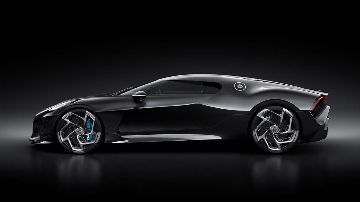 Salone di Ginevra 2019: Bugatti