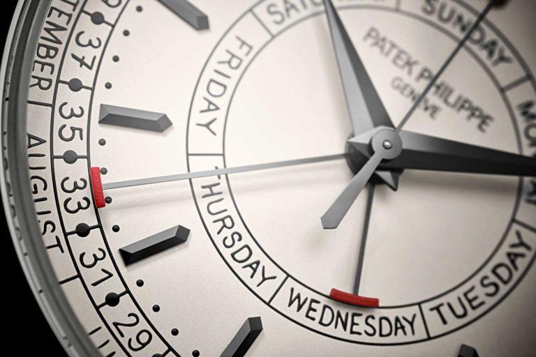 Calatrava Weekly Calendar 5212A