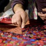 Il mosaico contemporaneo di Giulio Candussio