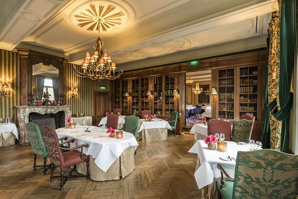 Gastronimic Restaurant_Chateau St. Gerlach