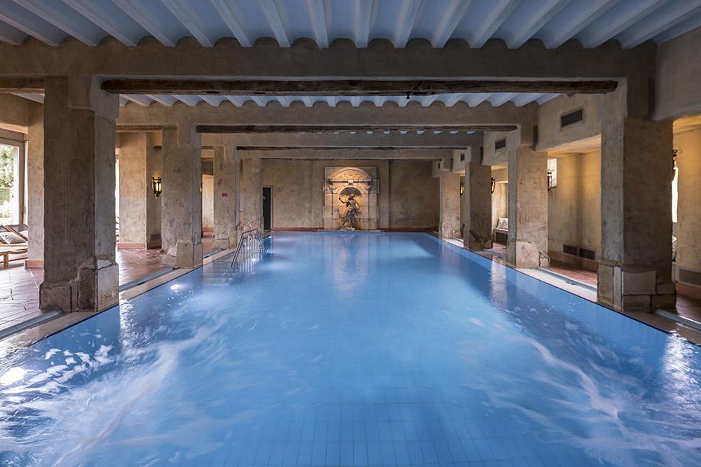 Swimming pool Chateau St. Gerlach