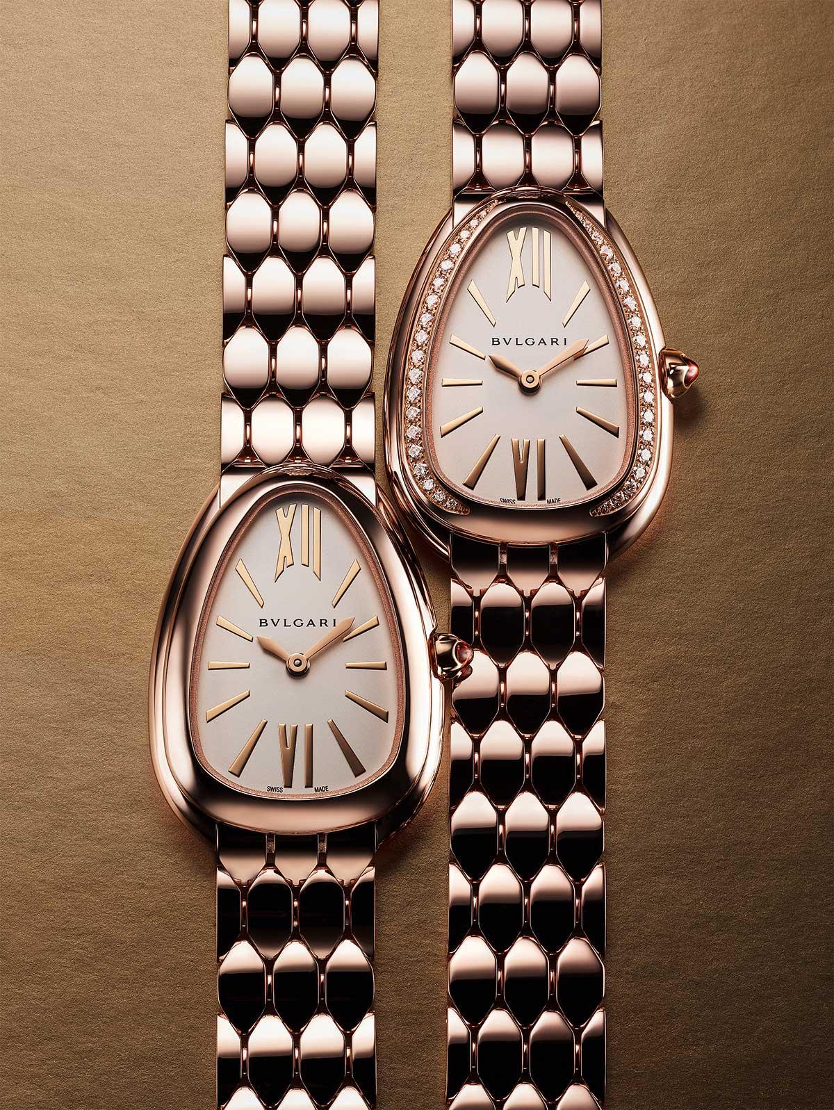 Orologio Oro Donna - Bulgari
