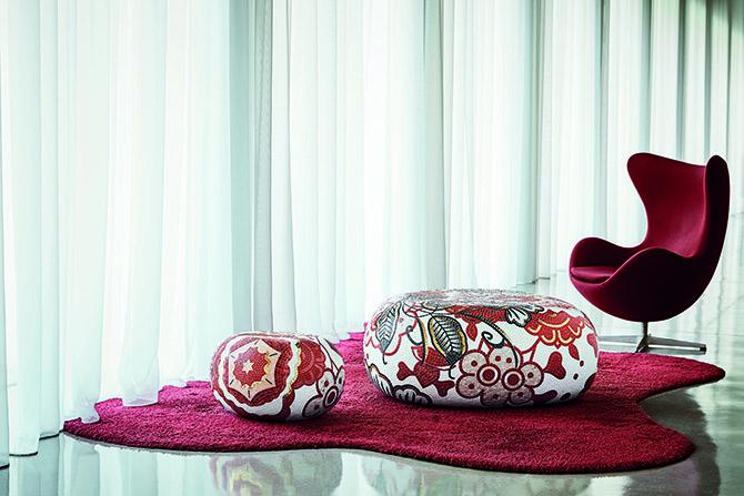 Bisazza Pebbles Collection design Marcel Wanders