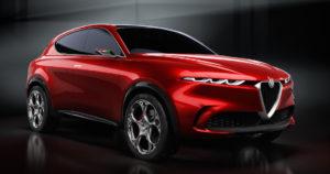 Tonale, l'elettrificazione secondo Alfa Romeo