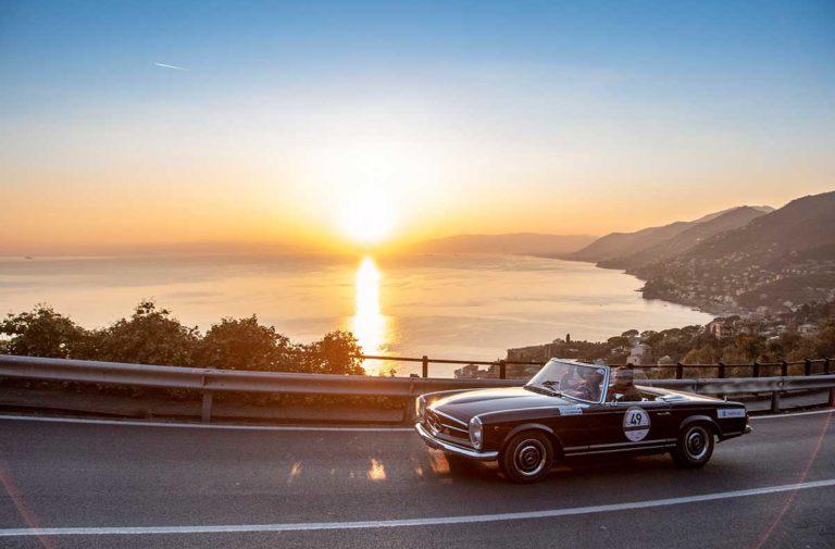 Coppa Milano-Sanremo_ IWC Schaffhausen_ Mercedes-Benz Italia