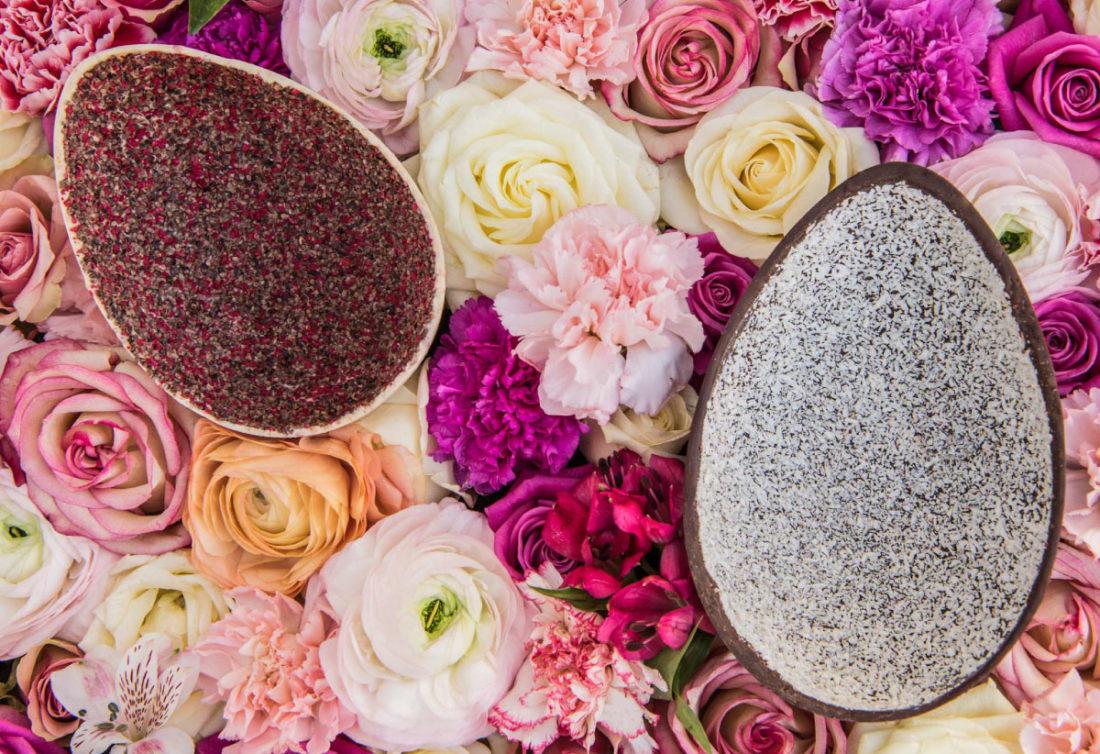 Gio Martorana per Venchi Campagna Pasqua 2019 i colori dell'Allegria