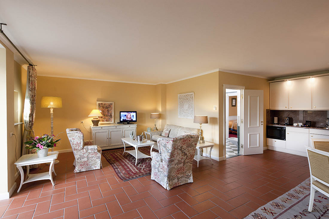 One bedroom appartament Chateau st. Gerlach