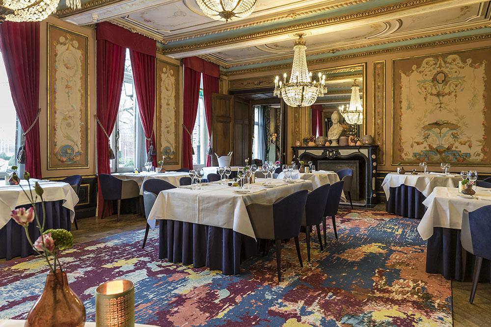 Salon_Restaurant Château St. Gerlach