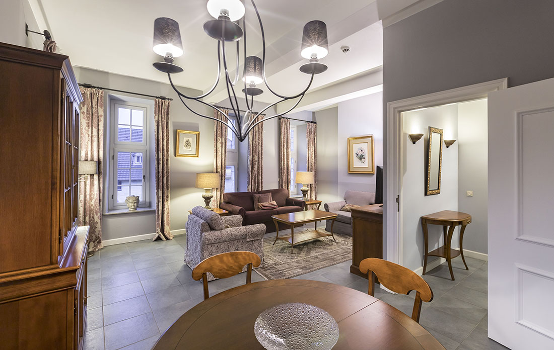 Two bedroom apartment_Chateau St. Gerlach