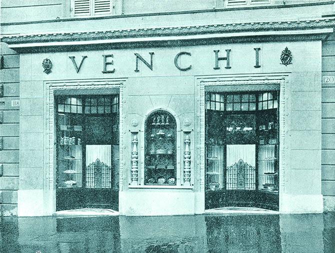 Venchi Old Venchi Atelier Turin