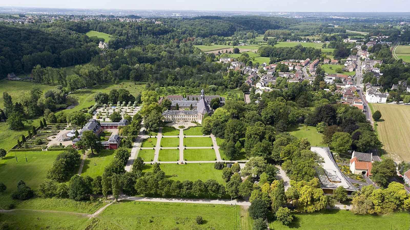 Chateau St. Gerlach_Air Vision