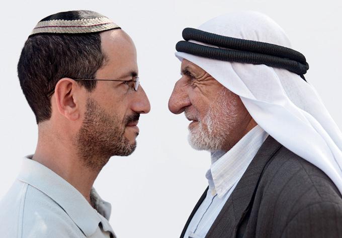 Oliviero Toscani_Reportage in Israele e Palestina 2007_ ©olivierotoscani