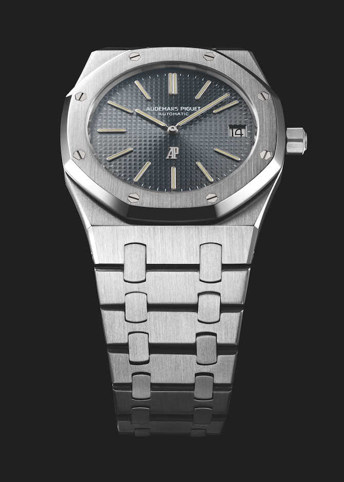 1972 Royal Oak di Audemars Piguet