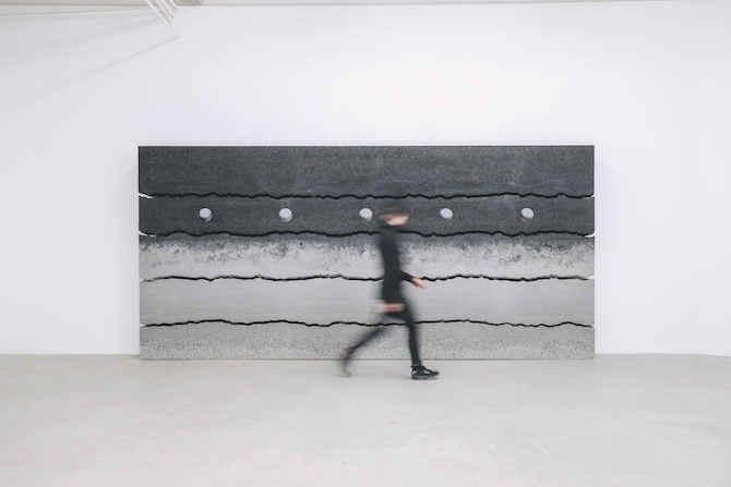 Fernando Mastrangelo, Strata Wall, 2019, ABHK