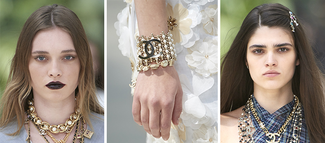 Accessori Chanel 2019