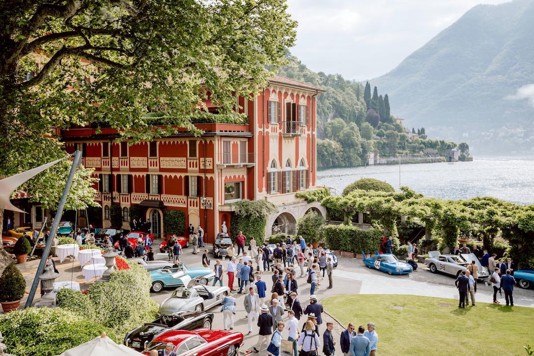 """Concorso d'eleganza Villa d'Este, l'Alfa Romeo 8c 2900b è la """"best of show"""" 2019"""