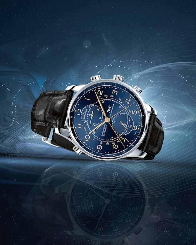 "IWC Schaffhausen – Portugieser Chronograph Rattrapante Edition ""Boutique Milano"""