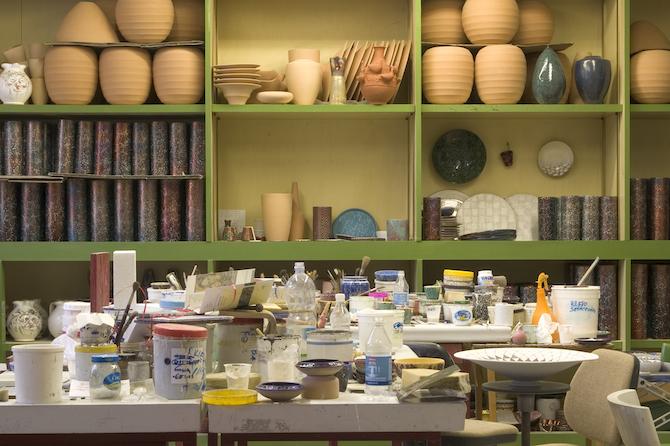 Il laboratorio delle sorelle Vignoli