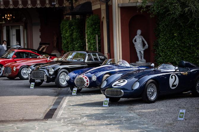 Le auto al Concorso d'Eleganza Villa D'Este 2019