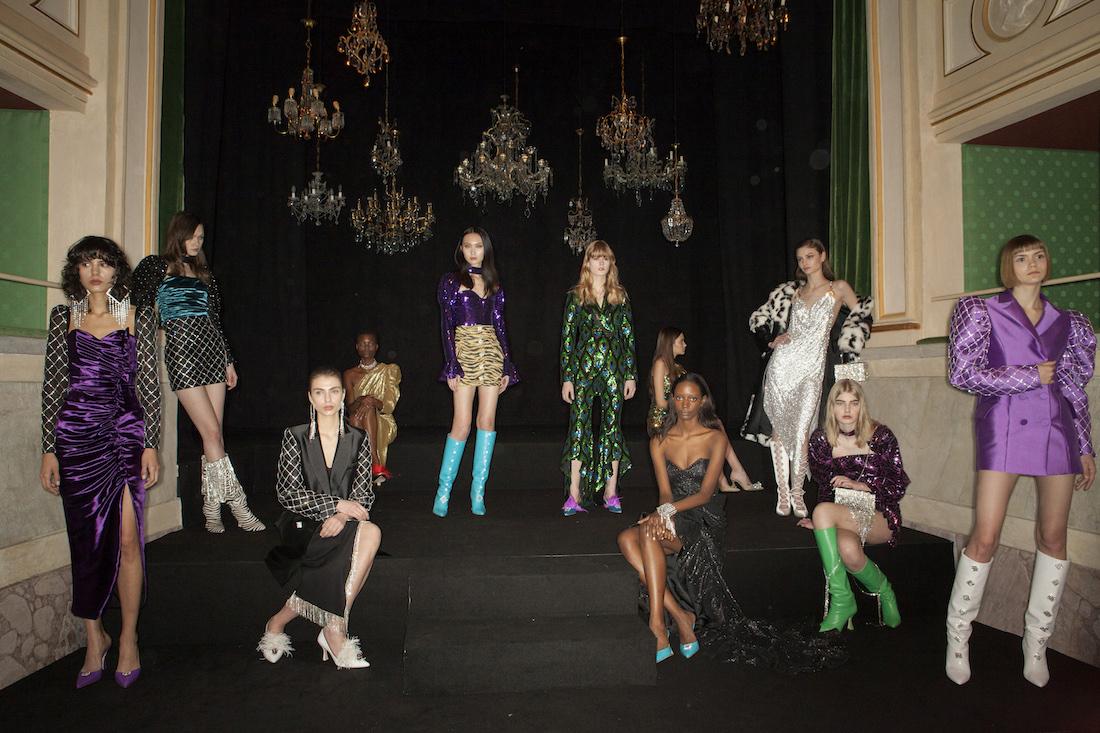 La contemporary couture di Giuseppe di Morabito