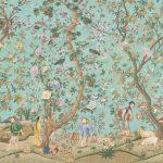 Iksel, l'arte nelle carte da parati