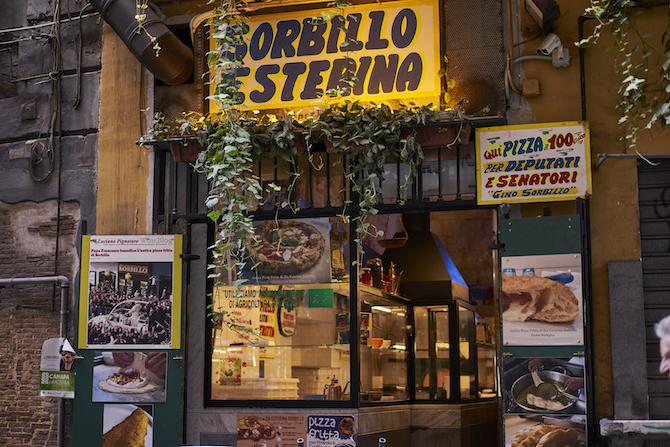 SORBILLO ESTERINA PIZZA