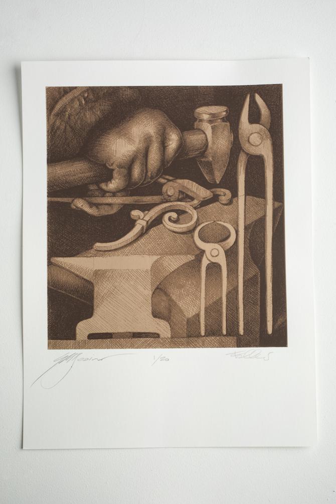 In praise of hands 2 - © Laila Pozzo per Doppia Firma - MFCC, FCMA, Living