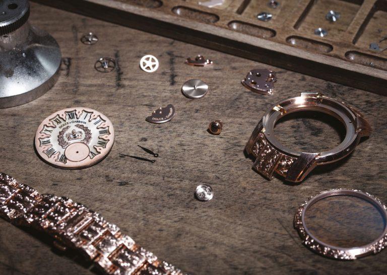 Dolce & Gabbana Manifattura Italiana. Il tempo fatto a mano