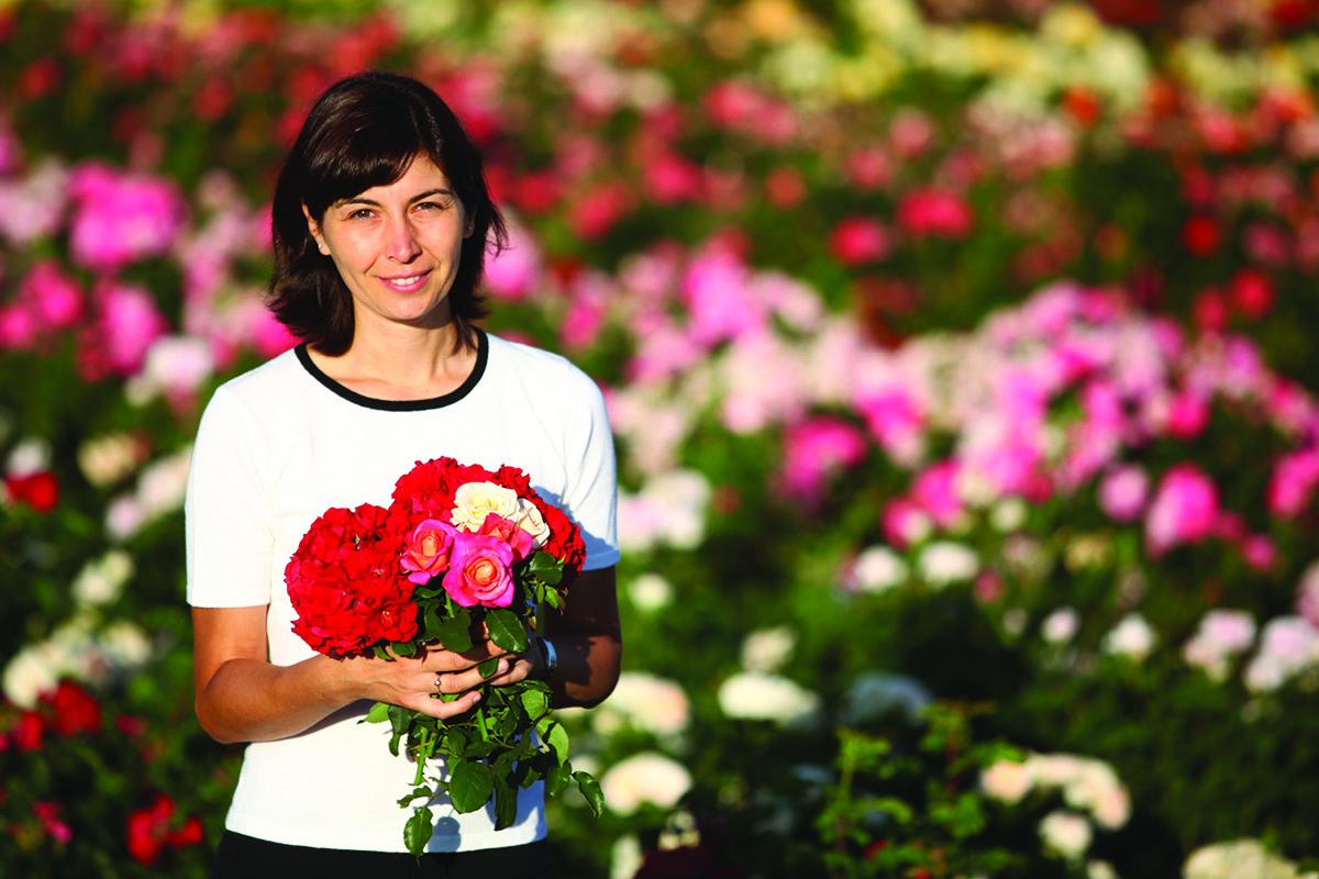 Rose Barni: piccoli miracoli di perfetta bellezza dal 1882 a Pistoia
