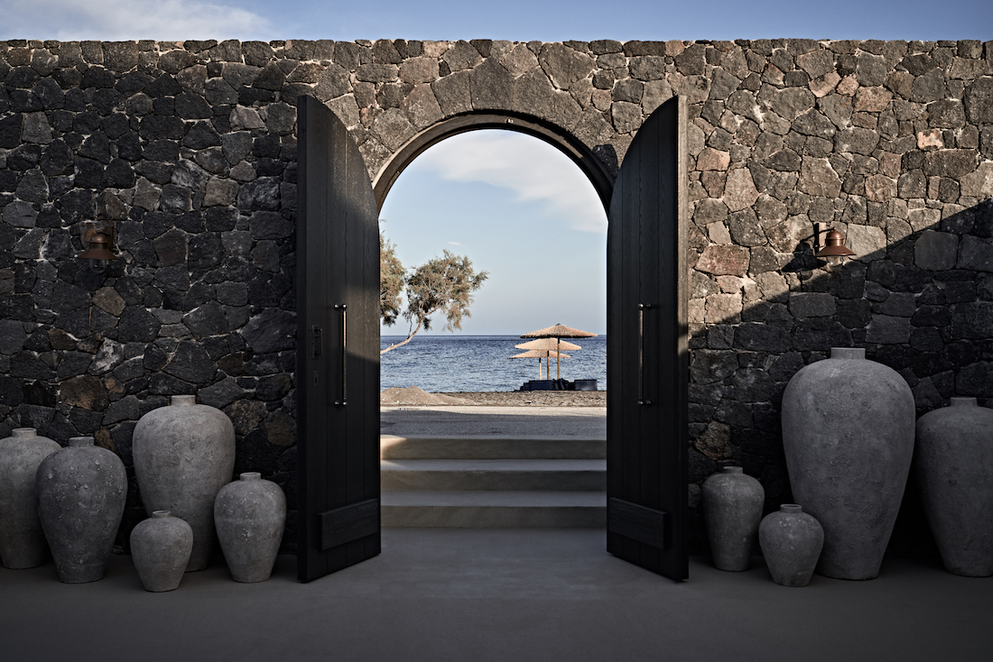 Istoria Design Hotel a Santorini