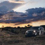 La Nuova Land Rover Defender a fianco del Tusk Trust per la conservazione dei leoni del Kenya