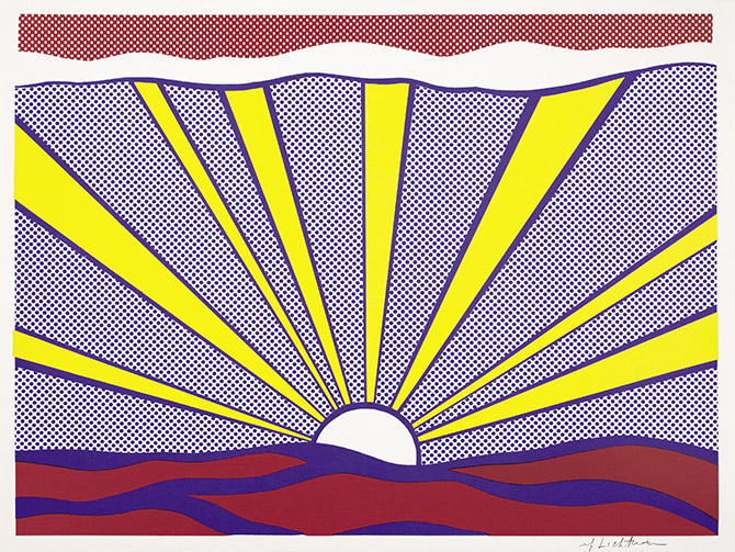 Lichtenstein Multiple Visions Museo Mudec Milano