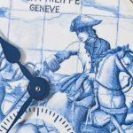 Patek Philippe Azulejos. Mosaico di savoir-faire