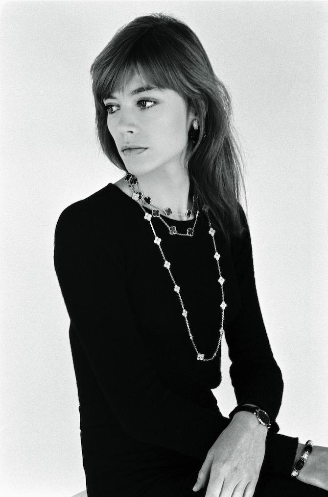 Van Cleef Arpels Alhambra-Françoise Hardy