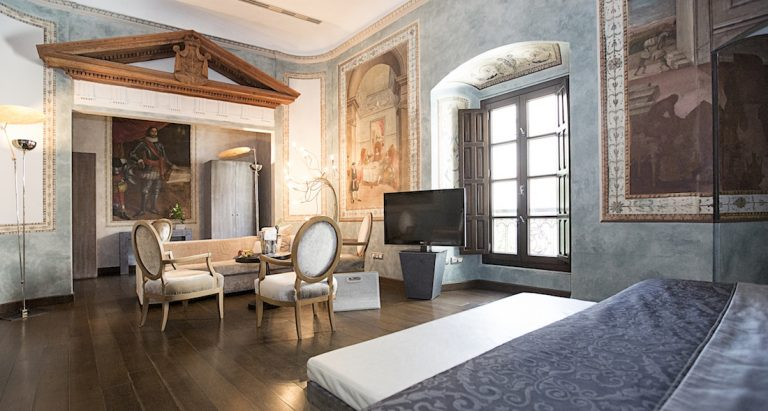 Viaggio in Andalusia: Hospes Palacio Del Bailío