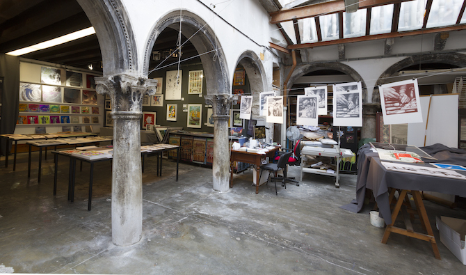 laboratorio Fallani in Cannaregio