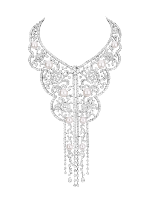 Le Paris russe de Chanel - sarafane-necklace